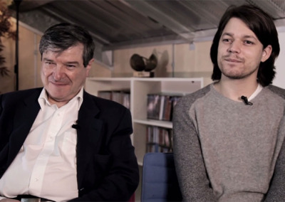 Watch David Fray and Jacque Rovier's Qobuz Interview
