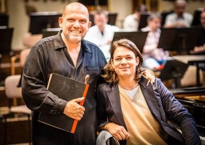 David Fray with Jaap van Zweden