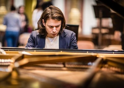 David Fray with Wiener Symphoniker