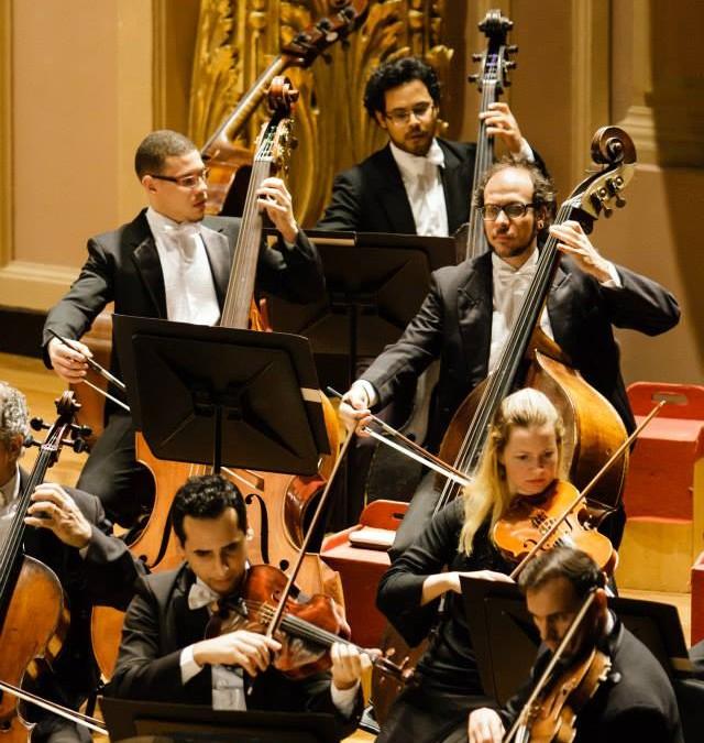 Orquestra Sinfônica Brasileira at Theatro Municipal do Rio de Janeiro