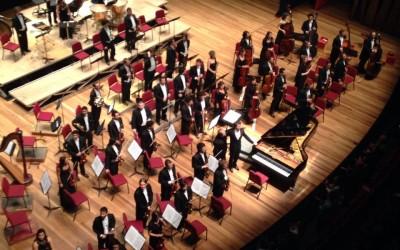 Orquestra Sinfônica Brasileira at Cidade Das Artes