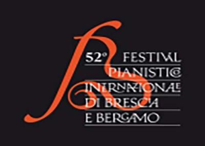 David To Perform At The Festival Pianistico Internazionale