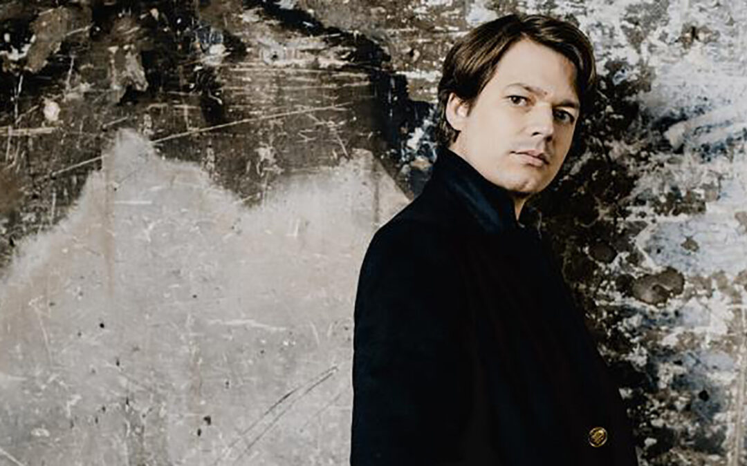 Pianist David Fray Performs Bach's Goldberg Variations  at the Gulbenkian Festival and for Pianomania